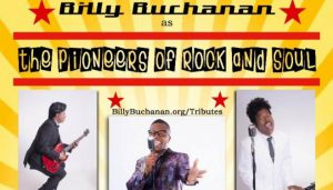 Pioneers of Rock n Soul Show