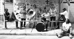 Rebirth Brass Band on the Front Porch