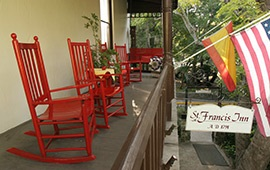 St. Francis Inn Bed and Breakfast