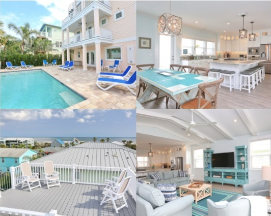 st augustine beach homes