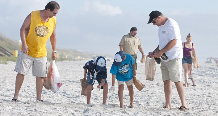Lend a hand in keeping our beaches safe and beautiful during Coastal Cleanup