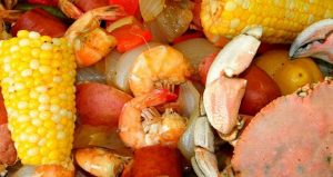 Let's boil! Low Country Crab Boil