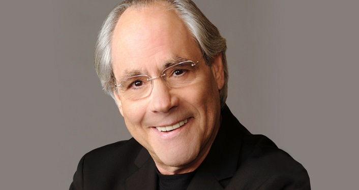 Comedian Robert Klein on Stage