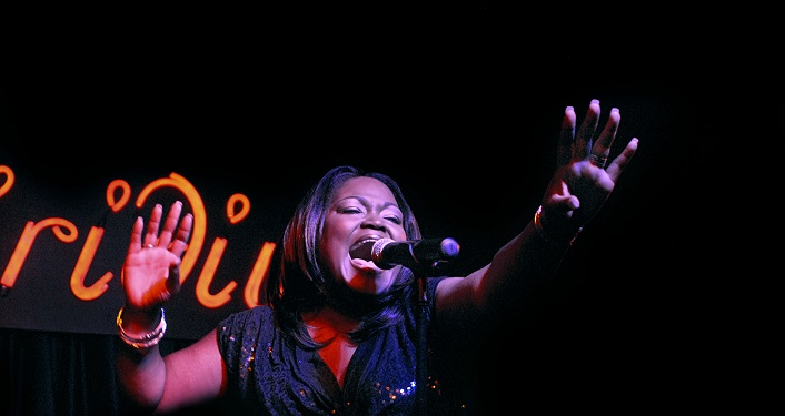 Shemekia Copeland in Concert
