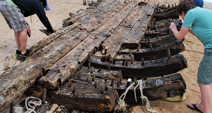 Shipwreck Discussion at SouthEast Branch of Library