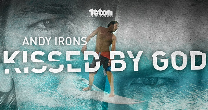 Come to the St. Augustine Amphitheatre for the showing of Andy Irons...Kissed by God