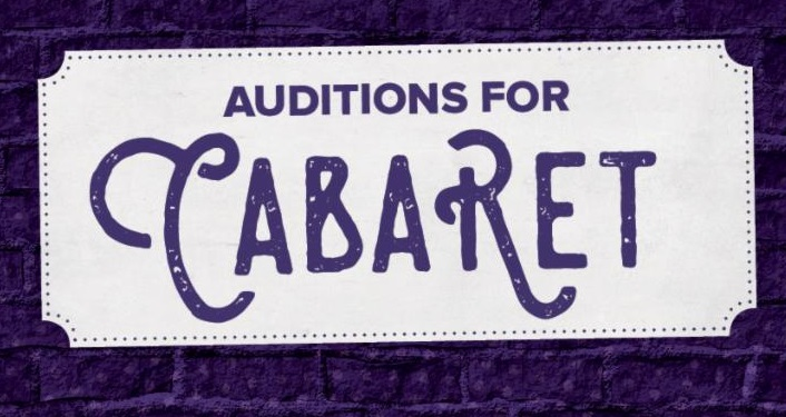 Auditions for Cabaret the musical at Limelight Theatre