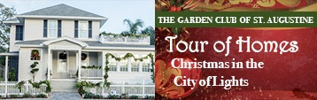 "Experience the ""Christmas in the City of Lights"" Garden Club Tour of Homes 2018"