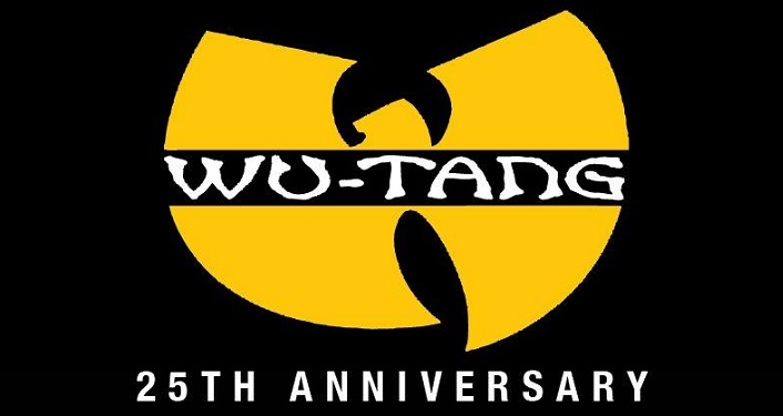 "Come to the Amphitheatre to enjoy the Wu-Tang Clan ""25th Anniversary"" Concert"