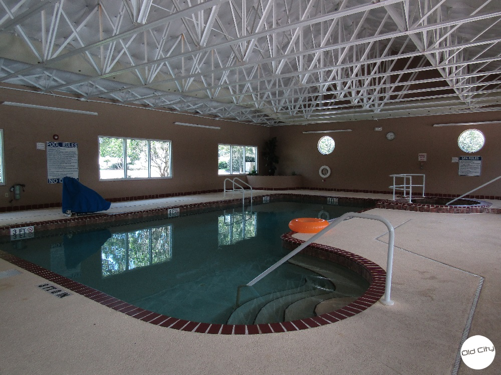 Indoor Pool at Coquina Crossing