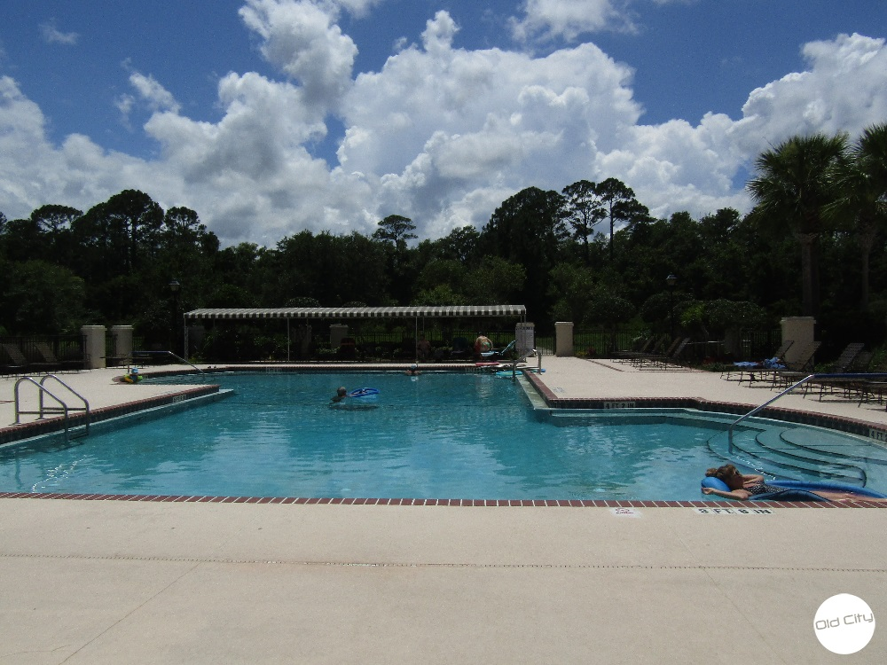 Outdoor Pool at Coquina Crossing