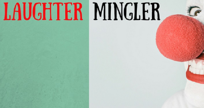 Join us for Laughter Mingler