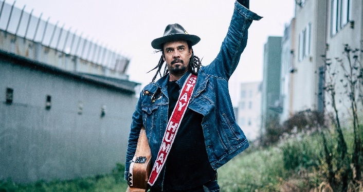 Michael Franti & Spearhead to perform at the Amphiteatre in St. Augustine.