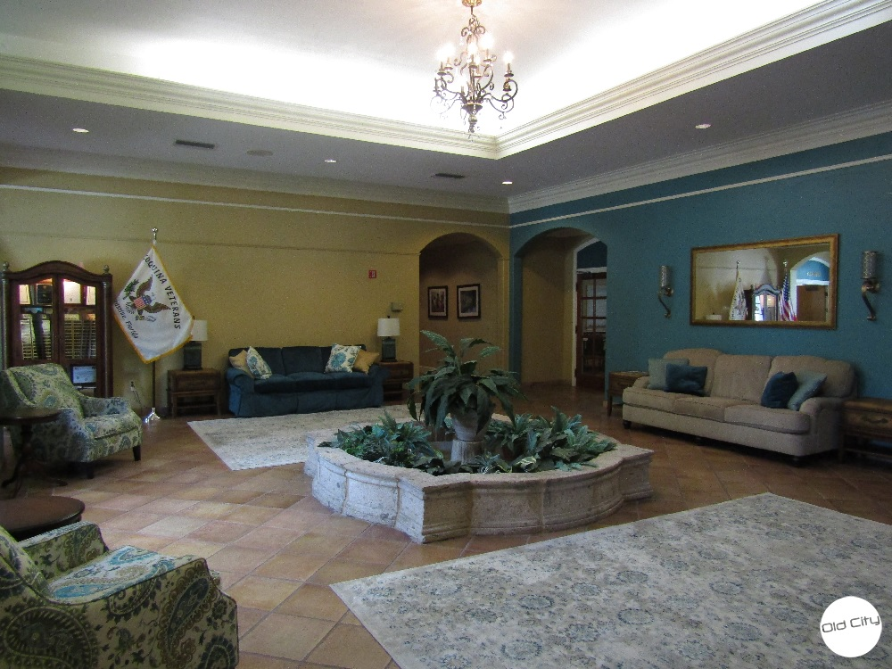 Lobby at Coquina Crossing