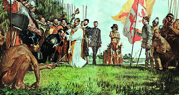 image of Founder's Day in St. Augustine