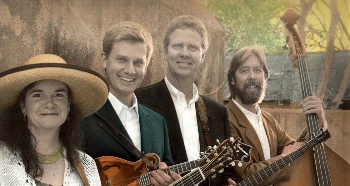The Driftwoods Perform bluegrass music at Creekside