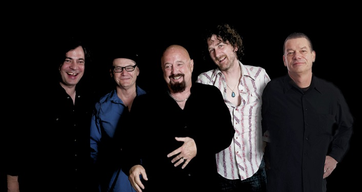 The Fabulous Thunderbirds with Kim Wilson in concert at PV Concert Hall