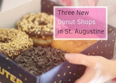 New Donut Shops in St. Augustine, Florida