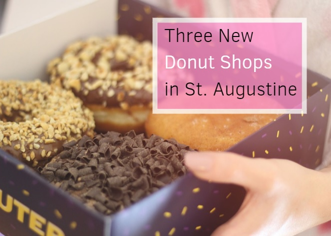 Donut Shops you Do Not Want to Miss