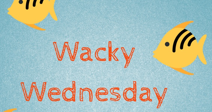 Break up your week on Wacky Wednesday at Genung's