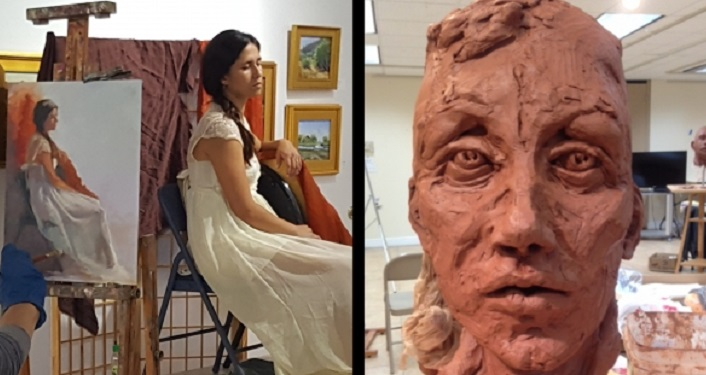 Come see what the students have been up to at the Cultural Center Arts Student Exhibition