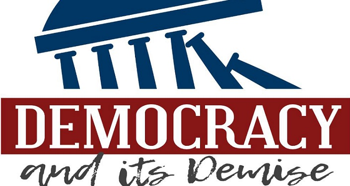 """A Classic Theatre will present a reading of an original play by St. Augustine resident, Lance Carden, """"Democracy & its Demise"""""""