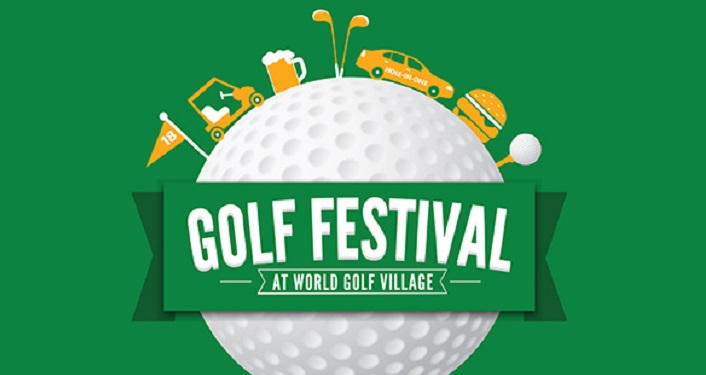 Celebrate the 20th Anniversary of WGV at the Golf Festival