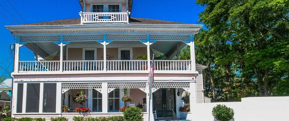 An image of the St. Augustine Historic Inn, the Kenwood Inn.