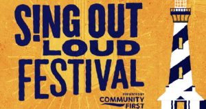 Enjoy the music at Sing Out Loud Music Festival Showcase September 23rd