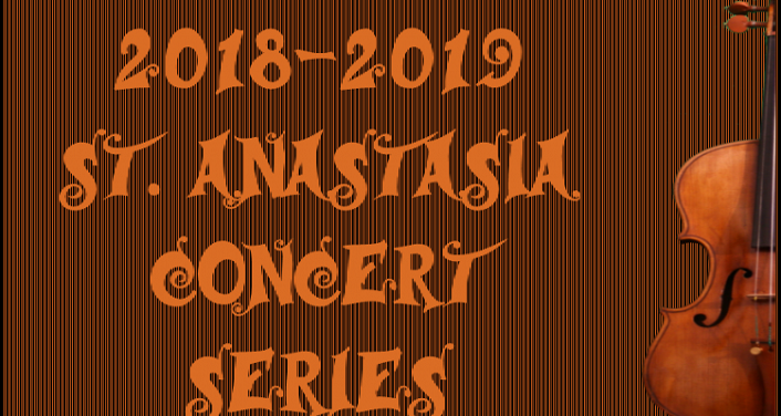 Enjoy sensational musicians at St. Anastasia Catholic Church Concert Series