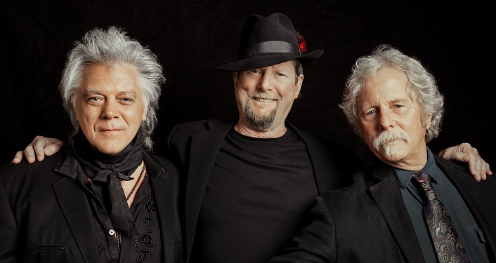 Roger McGuinn and Chris Hillman with Marty Stuart and His Fabulous Superlatives in concert at Ponte Vedra Concert Hall