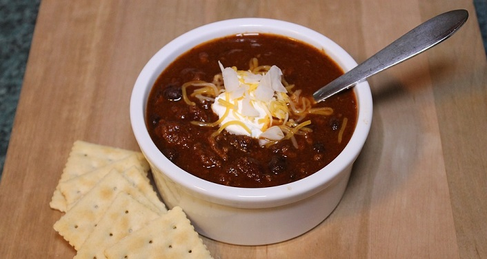 Chili at the Annual Firefighter Chili Cookoff is made by firefighters from throughout Florida