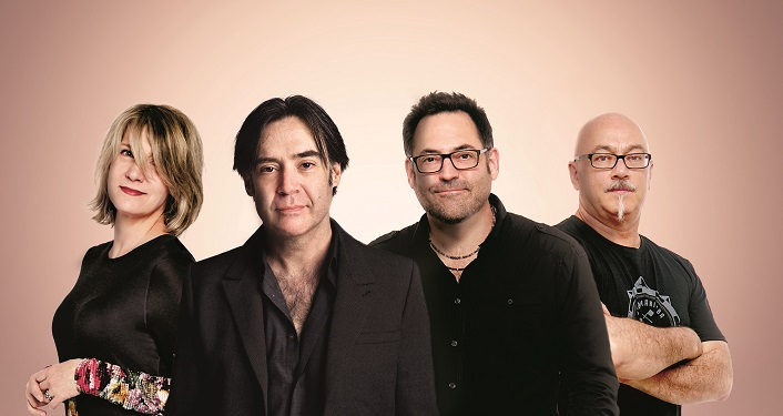 "Canadian rock band, Crash Test Dummies have reunited to celebrate the 25th anniversary of their seminal alternative rock album ""God Shuffled His Feet"""