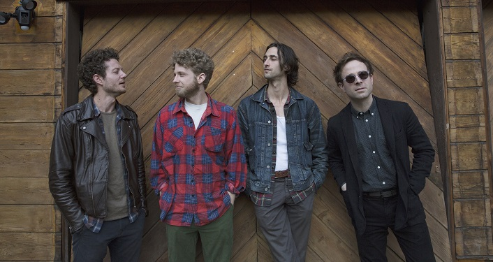"California folk rock quartet Dawes is bringing their ""An Evening with Dawes: Passwords Tour"" to the St. Augustine Amphitheatre's Backyard Stage"