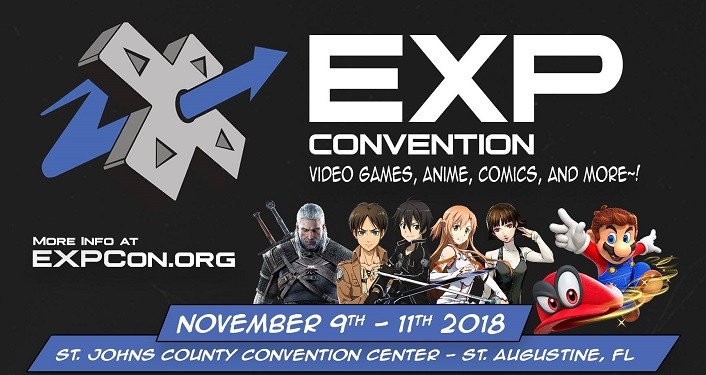 Fun for all at the EXP Convention