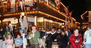 Join FLH as we process by candlelight during Las Posados