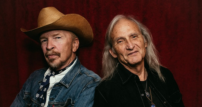 Americana icons Dave Alvin and Jimmie Dale Gilmore with The Guilty Ones to perform at Ponte Vedra Concert Hall