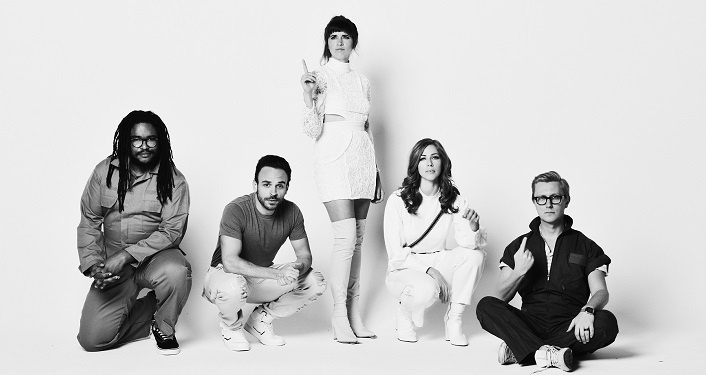 Enjoy the sounds of retro pop group Lake Street Dive at PV Concert Hall