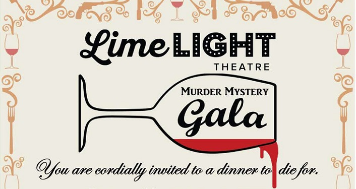 "Limelight Theatre Murder Mystery Gala is a dinner to ""die for""."