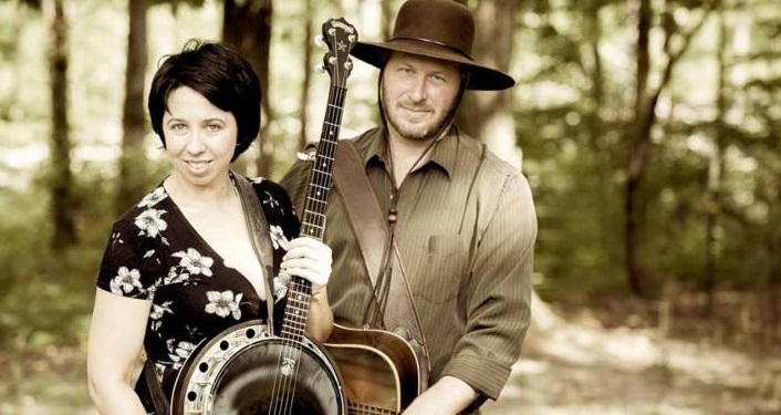 Mean Mary and Frank James..explore the genres of roots, bluegrass, blues, and folk rock at blazin fast speeds.