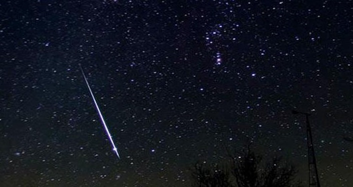 Join us for Meteor Showers at the Beach, an amazing night of star gazing at the beach.