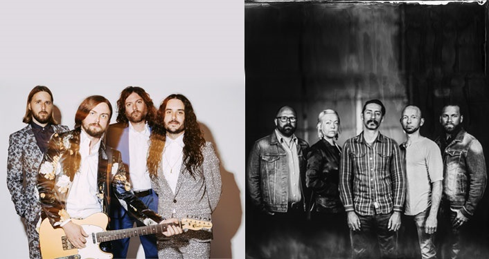 J Roddy Walston & the Busness and Murder By Death to perform at the Amphitheatre