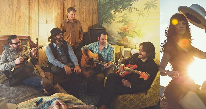 Rising Americana stars Reckless Kelly and Nikki Lane co-headline at the Concert Hall