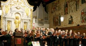 Enjoy the sounds of St. Augustine Community Chorus when they perform at the Cathedral Basilica