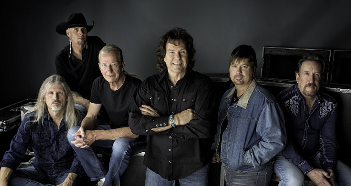 Enjoy the music of Southern country rock legends, The Outlaws