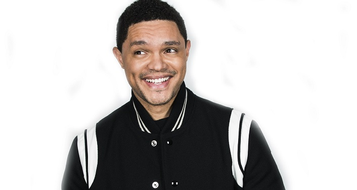 "Be prepared for some laughs at Trevor Noah's ""Loud & Clear Tour"""