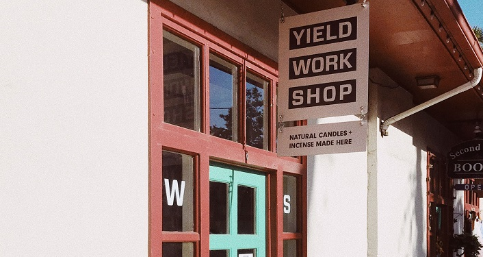 Come check out the Yield Work Shop Grand Opening