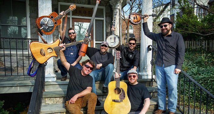Don't miss Keller Williams' PettyGrass, Bluegrass versions of Tom Petty songs, featuring The HillBenders.
