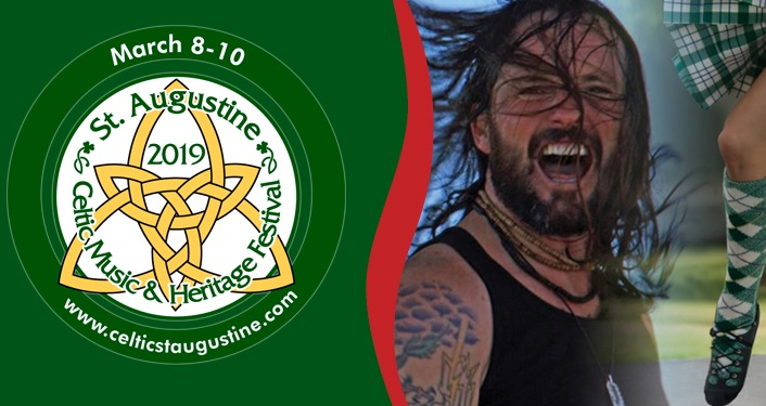 Find the Celt in you at St. Augustine Celtic Music & Heritage Festival 2019