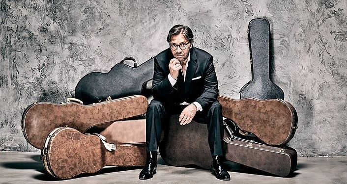 Al Di Meola is touring in support of his brand new album, Opus, out now.